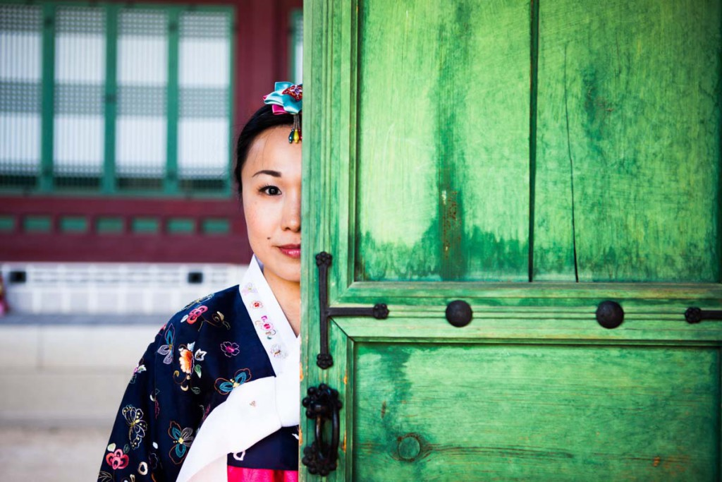 Seoul Searching – Hanbok Styled Shoot