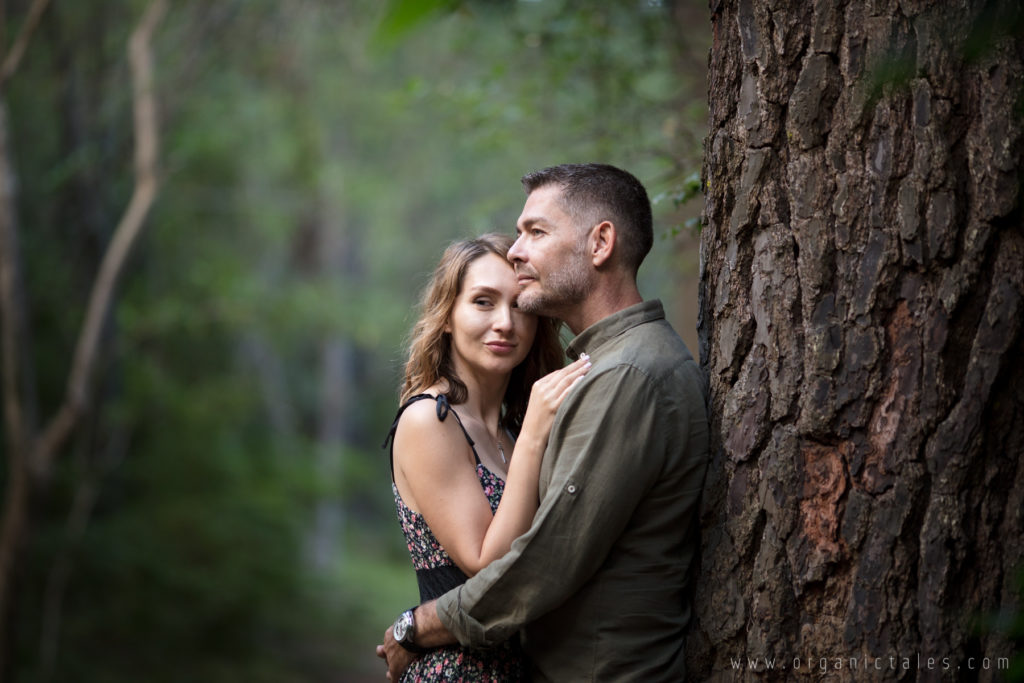 Cape Town Forest Photography – Con & Inka