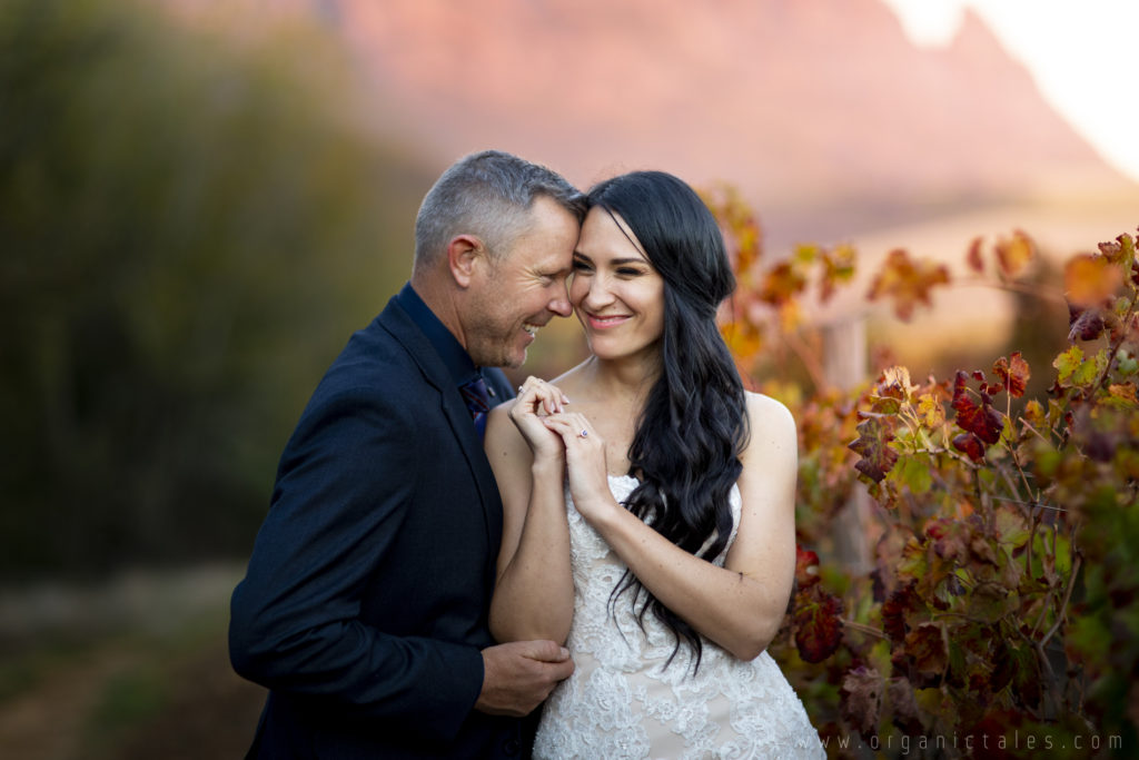 Chris & Anje's Knorhoek Wedding