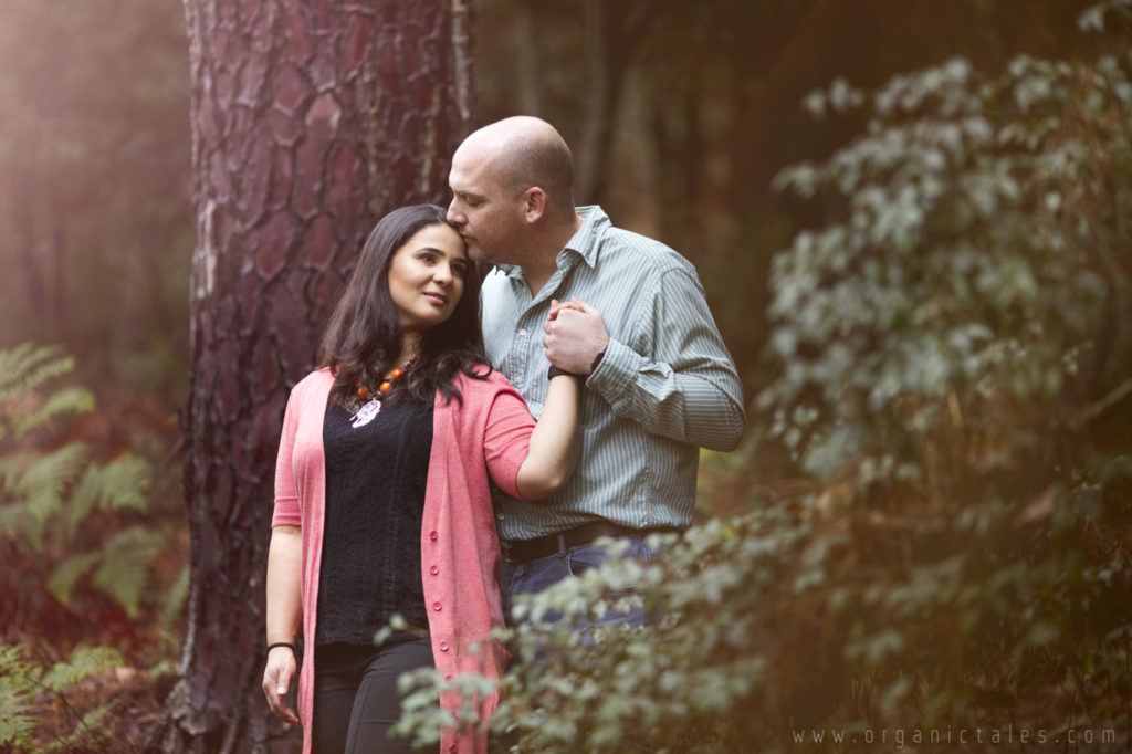 Graham & Sue – Cape Town Forest Engagement