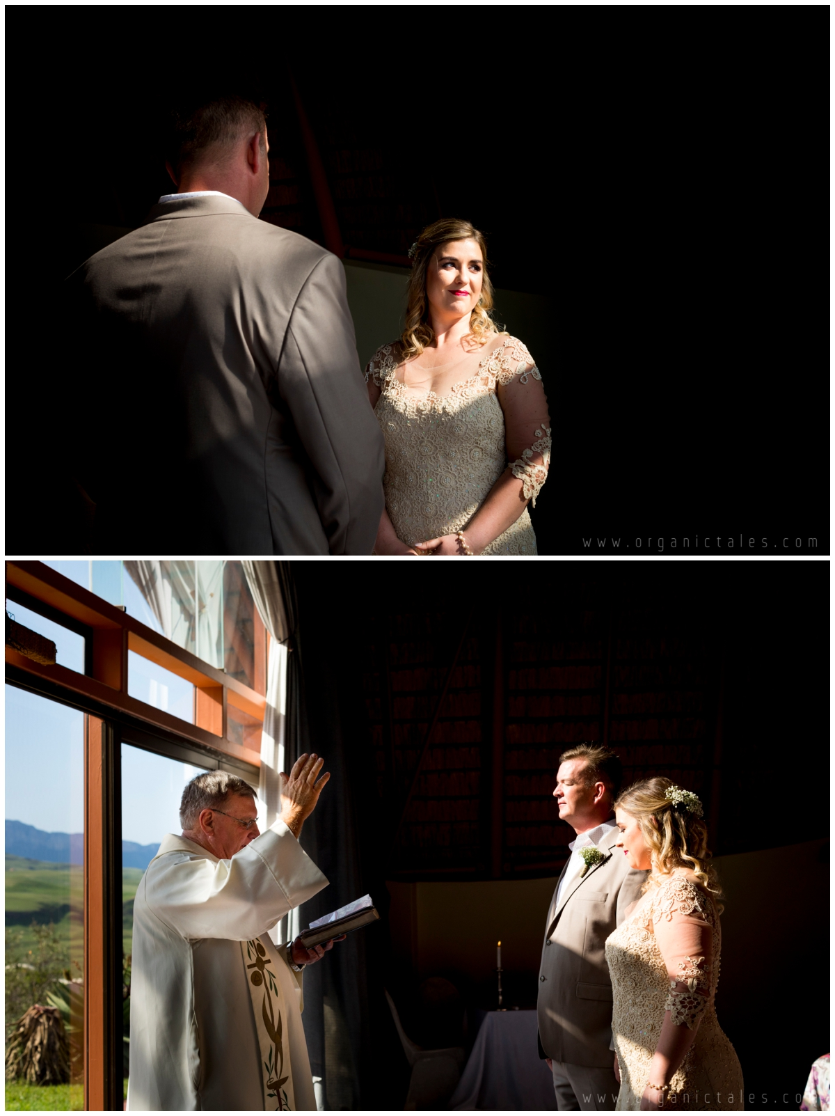 Cathedral Peak Wedding - Organictales Photography
