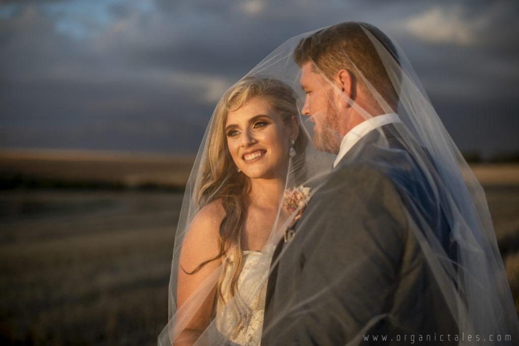 Die Kalkoonde Wellington Wedding