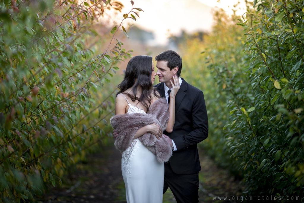 Landtscap Wedding – Rése & James